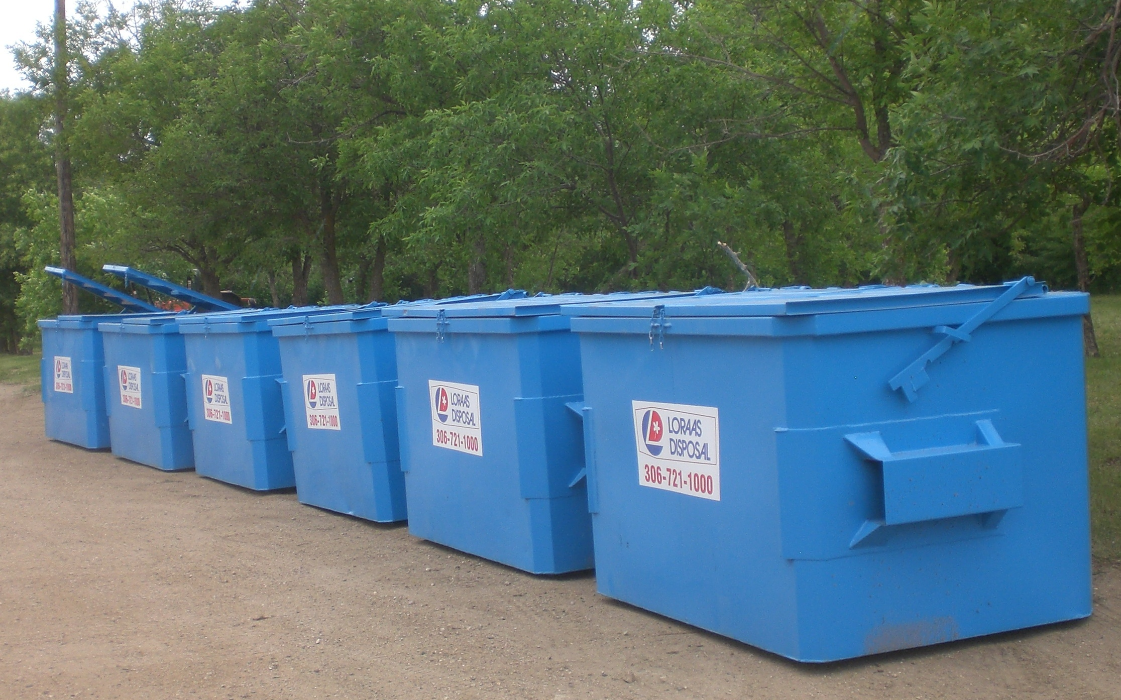 Household Garbage Pickup; Recycle Bins;  Waste Management Fees