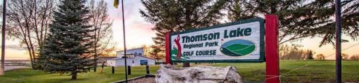 Thomson Lake Regional Park